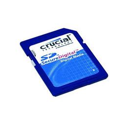 Crucial - Flash memory card - 1 GB - SD Memory Card Reviews