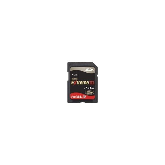 SanDisk Extreme III 2 GB