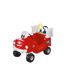 Little Tikes Spray & Rescue Fire Truck Reviews