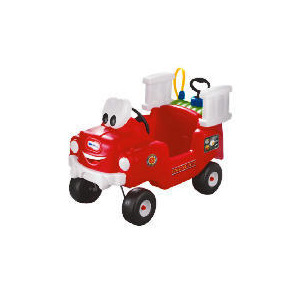 Photo of Little Tikes Spray & Rescue Fire Truck Toy
