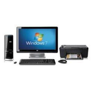 Photo of Hewlett Packard 5306UKP E5300 Desktop Computer