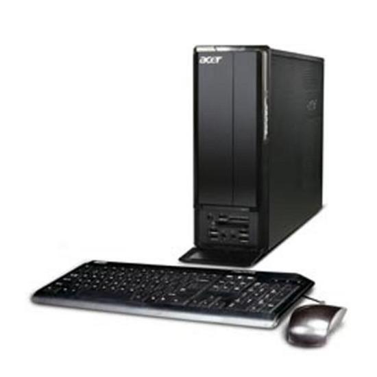 Acer X3812 Recon