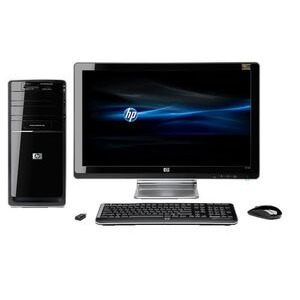 Photo of Hewlett Packard P6300UK-m AX2 Q1 Desktop Computer