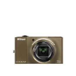 Nikon Coolpix S8000 Reviews