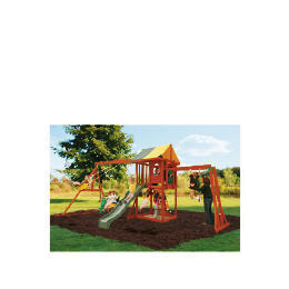 Selwood Carlise Fort with Monkey Bar & Swing Beam Reviews