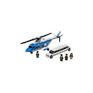 Photo of Lego City Helicopter & Limousine - Exclusive To Tesco Toy