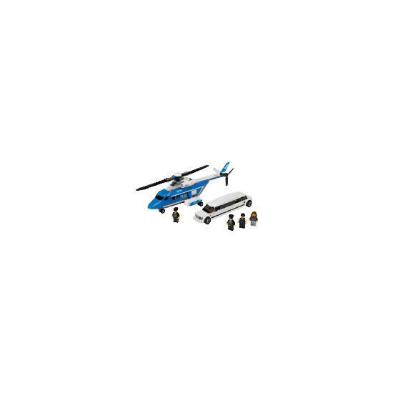 Lego City Helicopter & Limousine - Exclusive to Tesco
