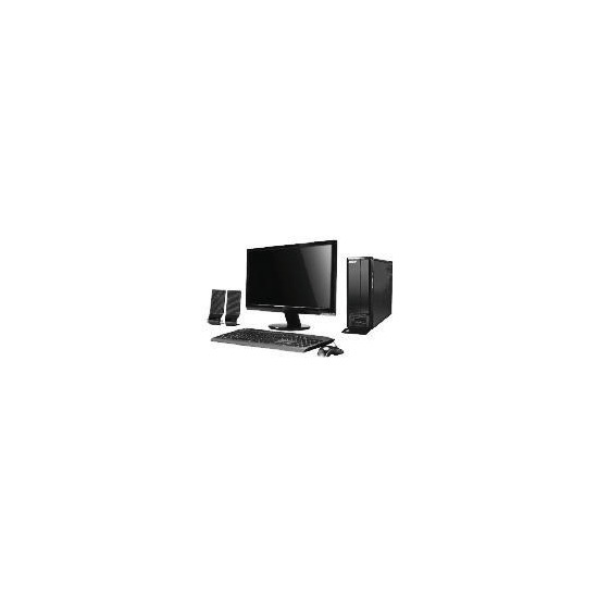Acer AS X3810 Desktop PC (Intel Celeron©  Dual-Core E3300, 4GB, 500GB, Windows 7 Home Premium)
