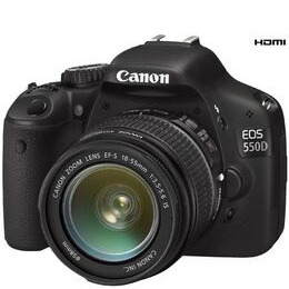 Canon EOS 550D (Body Only) Reviews
