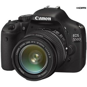 Photo of Canon EOS 550D (Body Only) Digital Camera