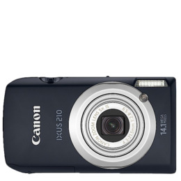 Canon Ixus 210 IS Reviews