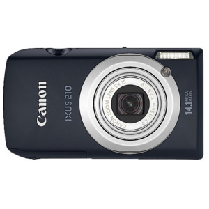 Photo of Canon IXUS 210 IS Digital Camera