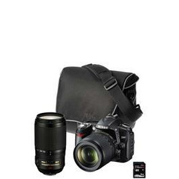 Nikon D90 with 18-105mm VR and 70-300mm lenses Reviews