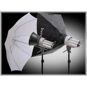 Photo of Interfit EX300 INT486 Studio Kit