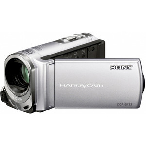 Photo of Sony Handycam DCR-SX33 Camcorder