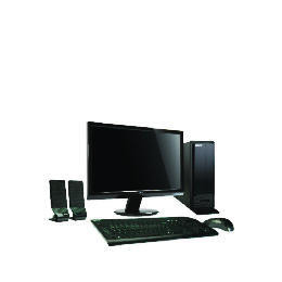 Acer AS X3810 Desktop PC (Intel Core™ 2 Quad Q8300, 3GB, 640GB, Windows 7 Home Premium) Reviews
