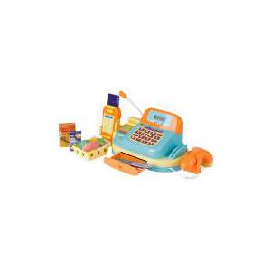 Photo of Tesco Make Believe Deluxe Cash Register Toy