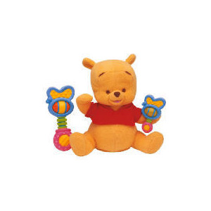 Photo of Fisher-Price Winnie The Pooh Magic Rattle Toy