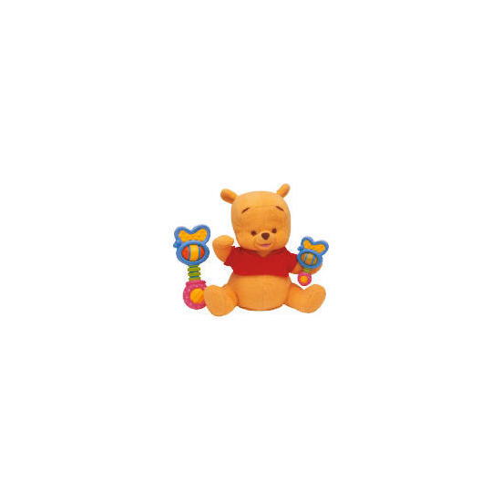Fisher-Price Winnie The Pooh Magic Rattle
