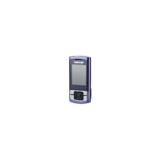 Orange Samsung C3050 - Purple with £10 top-up Reviews and