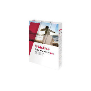 Photo of McAfee Total Protection Software