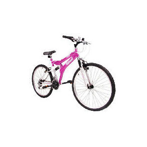 """Photo of Universal Carina 26"""" Ladies Dual Suspension Cycle Bicycle"""