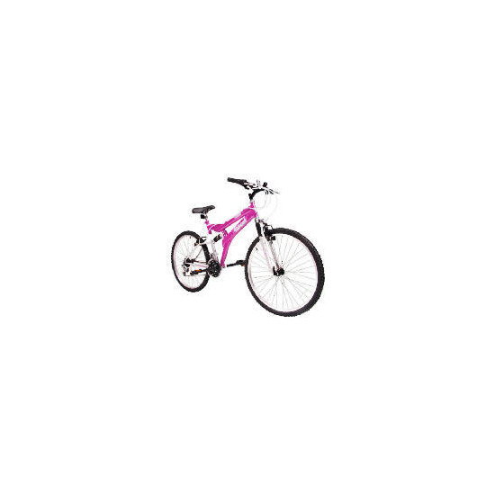 "Universal Carina 26"" Ladies Dual suspension Cycle"