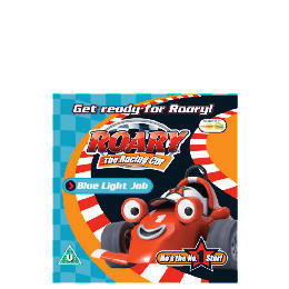 Roary Track Set, Cars & Dvd Reviews