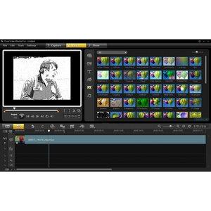 Photo of Corel VideoStudio Pro X3 Software