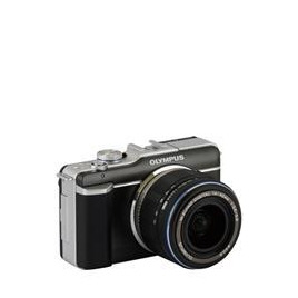 Olympus PEN E-PL1 with 14-42mm lens