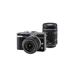 Photo of Olympus E-PL1 With 14-42MM and 40-150MM Lenses Digital Camera