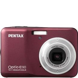 Pentax Optio E90 Reviews