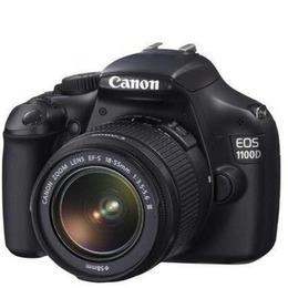 Canon EOS 1100D Kit 1 Black 18-55mm Non IS Lens Desktop Tripod SLR Bag 8Gb SD Reviews