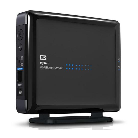 WD My Net Wifi Range Extender