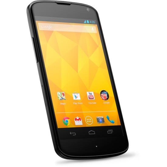 Google Nexus 4 (3G, 8GB)