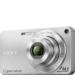 Sony Cyber-shot DSC-W350 Reviews