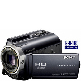 Sony Handycam HDR-XR350VE Reviews