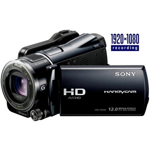 Photo of Sony Handycam HDR-XR550VE Camcorder