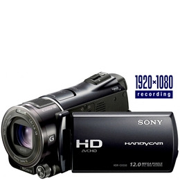 Sony Handycam HDR-CX550VE