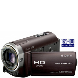 Sony Handycam HDR-CX350 Reviews