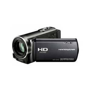 Photo of Sony Handycam HDR-CX155E Camcorder