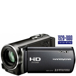 Sony Handycam HDR-CX116E Reviews
