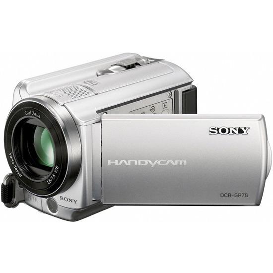 Sony Handycam DCR-SR78E