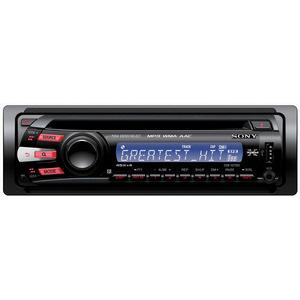 Photo of SONY CDX-GT35U Car Stereo