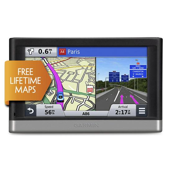 GARMIN Nuvi 2497LMT EU GPS Sat Nav