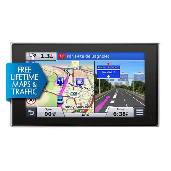 GARMIN Nuvi 3597LMT EU GPS Sat Nav