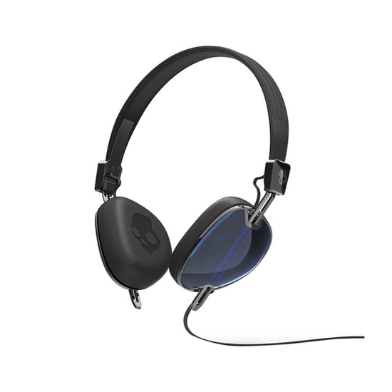 SKULLCANDY Navigator S5AVFM-289 Headphones - Blue & Black