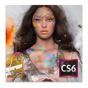 Photo of Adobe CS6 Design and Web Premium Software