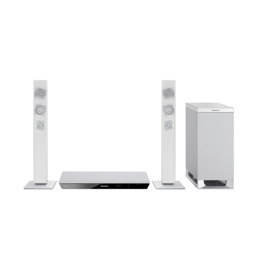Panasonic SC-BTT230EBS 2.1 Smart 3D Blu-ray Home Cinema System
