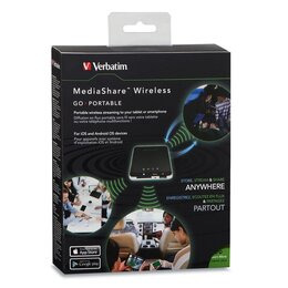 Verbatim 98243 MediaShare Wireless Reviews